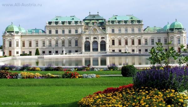 Сказочные дворцы Вены